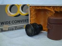 '  Konica Zoom 8 ' Konica Zoom 8 Wide Converter  Cased Boxed -MINT-RARE- £19.99